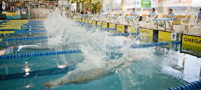 Motril acoge el xx campeonato de andaluc a de nataci n for Piscina municipal motril