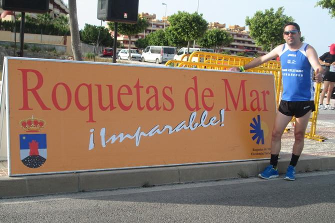 El club Atletismo Almuñecar en la I Carrera Popular de las Marinas da8c2f1327