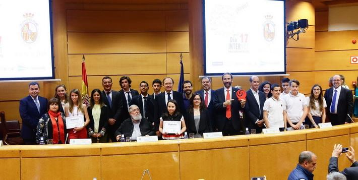 El Día Mundial de Internet en España tiene en cuenta la inclusión en el debate celebrado en el Senado