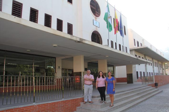Los centros educativos de Granada inician el proceso de ...