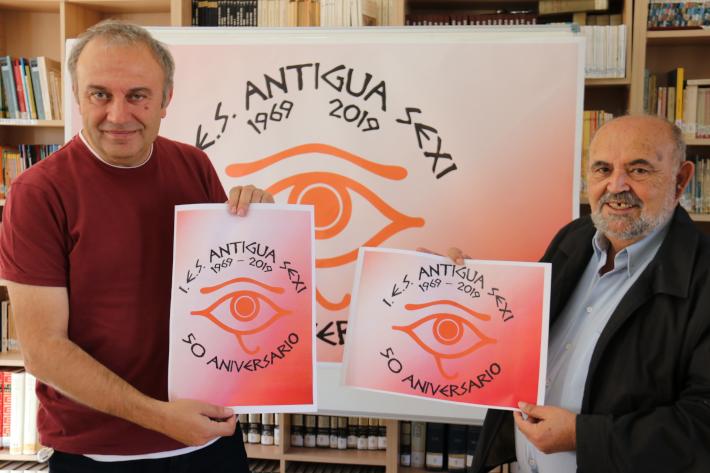 El IES Antigua Sexi celebra este año el 50 aniversario de su fundación con un amplio programa de actos