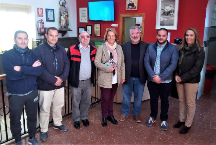Ayuntamiento y Centro San Agustín renuevan su compromiso de mutua colaboración educativa y social