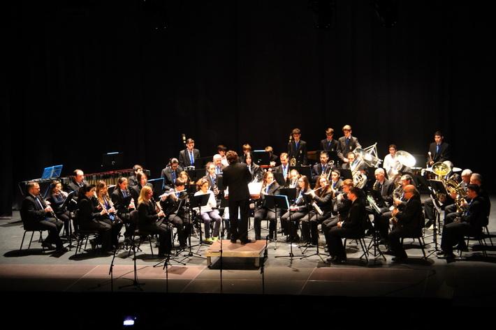 La Banda Municipal de Música de Almuñécar dará  este sábado el concierto de Santa Lucía.