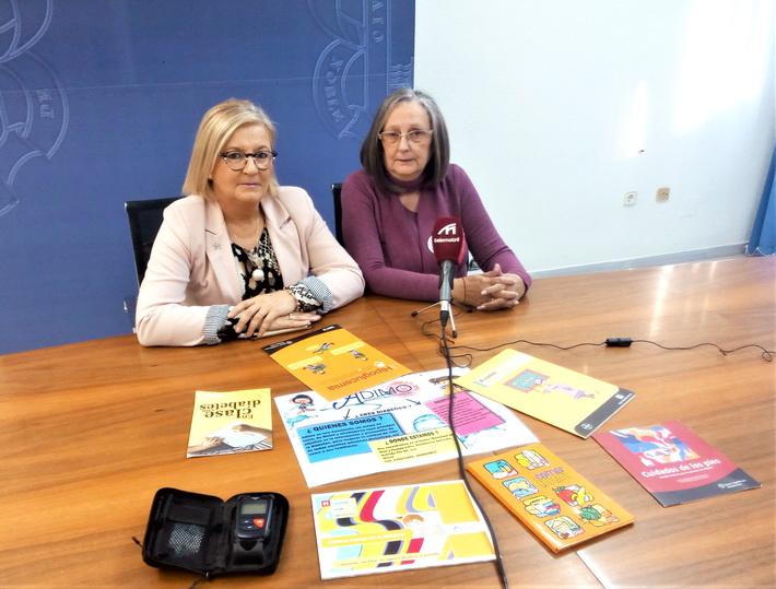 Motril celebrará el Día Mundial de la Diabetes con una llamada a la concienciación de la sociedad.