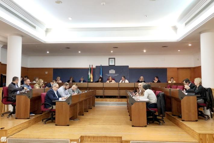 """El Pleno de Motril aprueba de forma inicial el presupuesto de 2020 para poner """"Motril en marcha"""""""