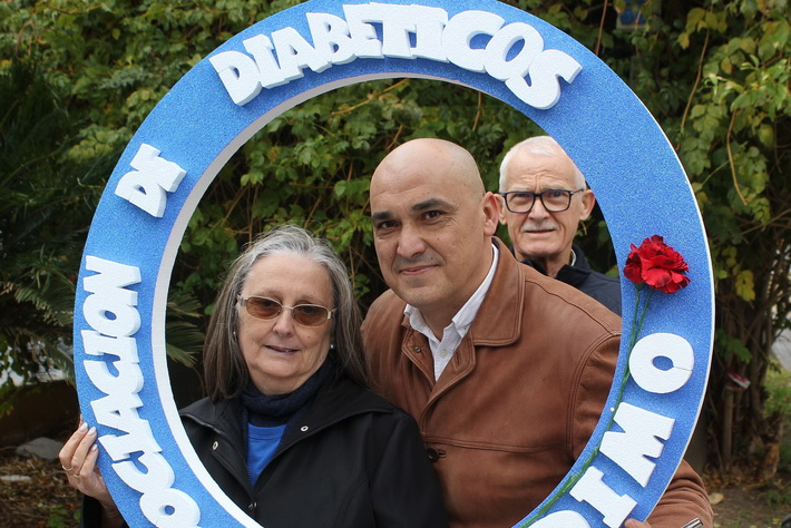 El PSOE de Motril se suma a los actos organizados por ADIMO en el Día Mundial de la Diabetes
