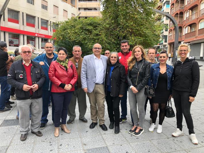 Andalucía Por Sí Motril reclama más medios para investigación con motivo del Día Mundial de la Diabetes