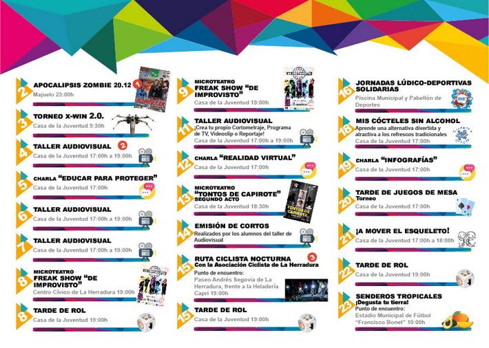La Concejalía de Juventud de Almuñécar programa una excursión para visitar los Museos de Málaga
