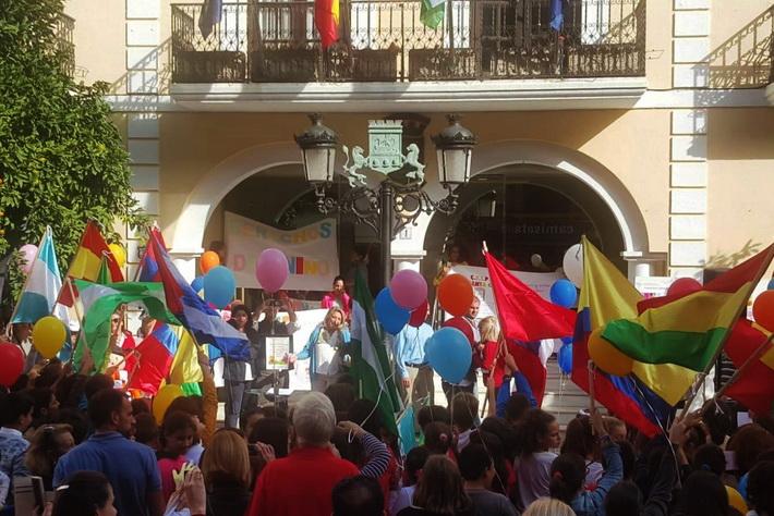 Almuñécar se prepara para la conmemoración del 30 Aniversario de la Convención de los Derechos del Niñ@