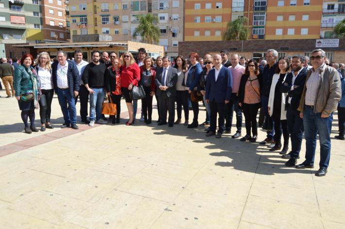 """El PSOE apoya al sector hortofrutícola y confía en el """"consenso institucional"""" para responder a sus demandas"""