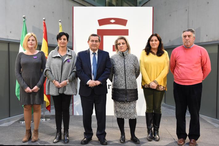 Diputación llama a las entidades públicas y privadas de Granada a sumarse al el Pacto Provincial contra la Violencia de Género
