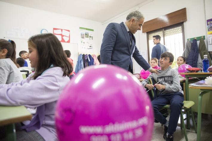 La Junta busca familias de acogida para 11 menores