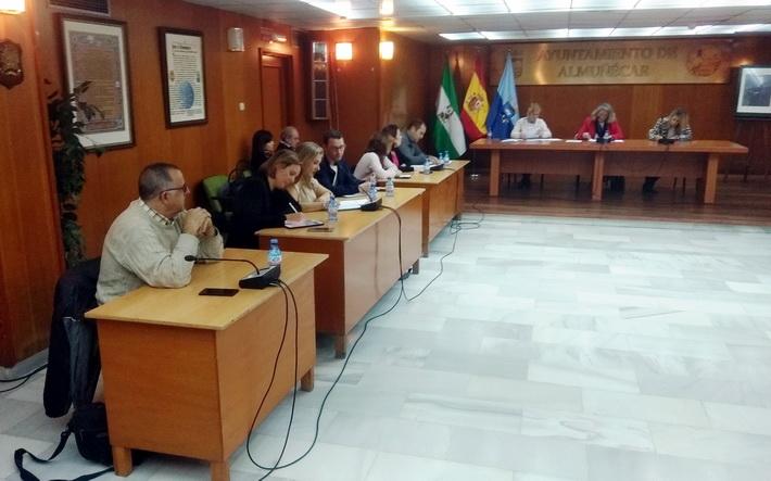 Almuñécar aprueba modificar el presupuesto municipal en 270.000 euros.