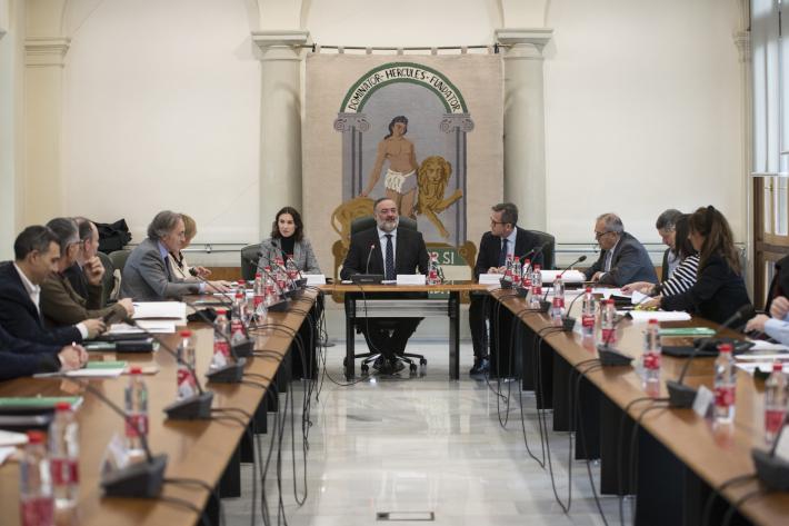 La Junta constituye en Granada el Foro Provincial de Inmigración que contará con una comisión sobre los menores extutelados