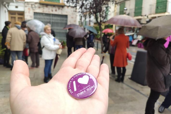 Órgiva conmemora el Día Internacional contra la Violencia Machista con numerosas actividades