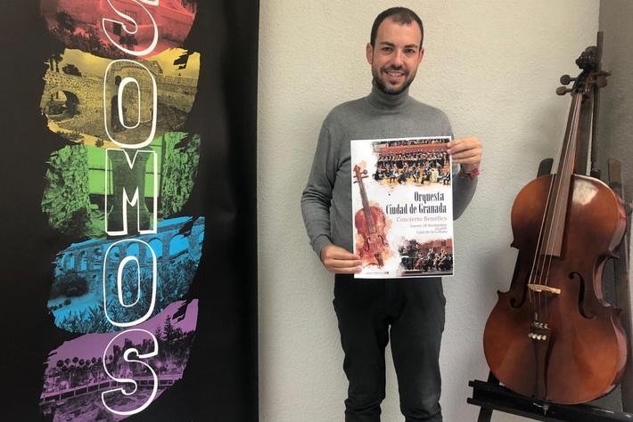 La Orquesta Ciudad de Granada dará un concierto benéfico el jueves 28 en Almuñécar