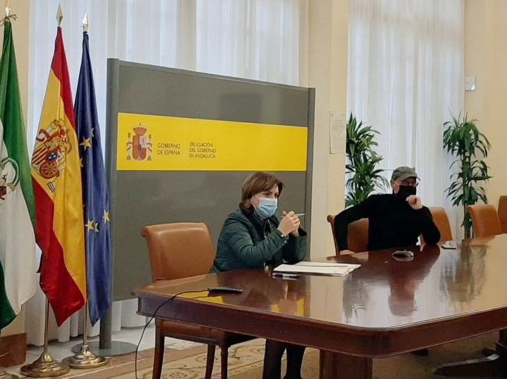 Sandra García traslada al sector Cultural el compromiso del Gobierno para paliar el impacto de la pandemia