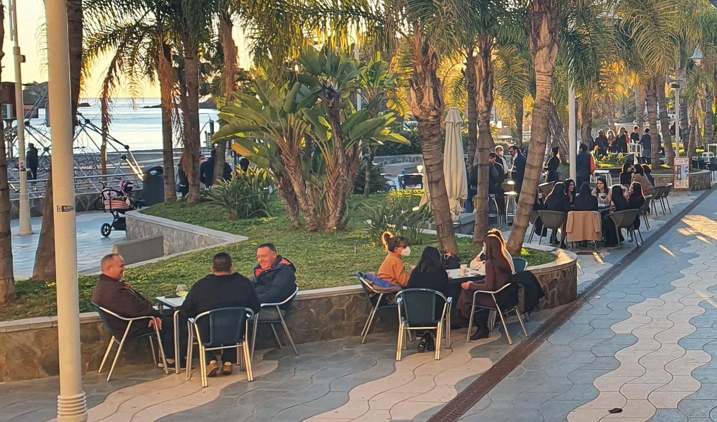 Sin cambios en cuanto al nivel de Alerta en la Costa de Granada y por lo tanto sigue el horario de cierre a las 18,00.