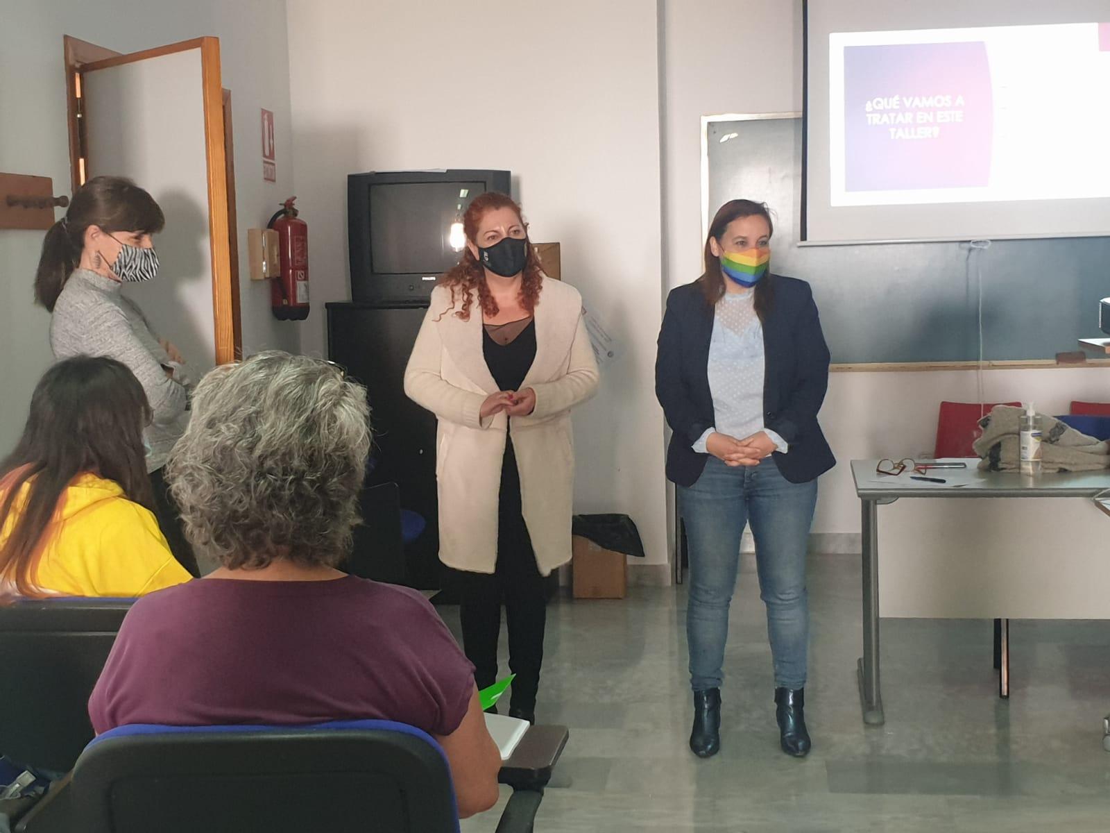 Comienza el taller de Igualdad 'Cuidándome' que se prolongará hasta el 25 de mayo en Salobreña