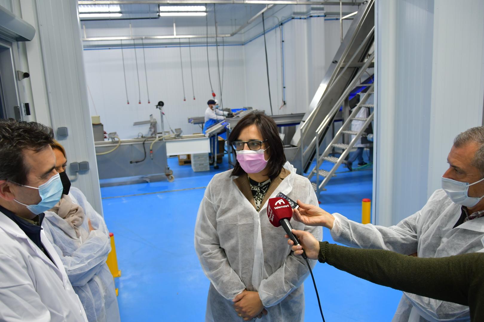 La Junta destina cerca de 600.000 euros en ayudas a la empresa NEVAMAR en Motril