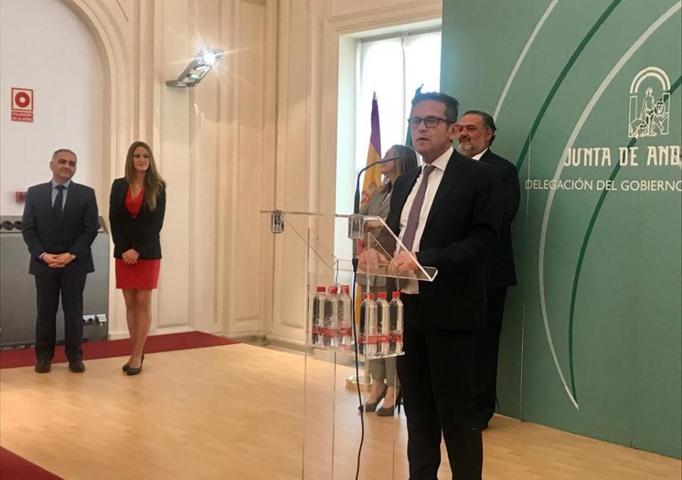 Gustavo Rodríguez afirma tener muy claro lo que significa el Turismo para la provincia de Granada. 'Lo que afecta al turismo afecta a toda nuestra economía'.