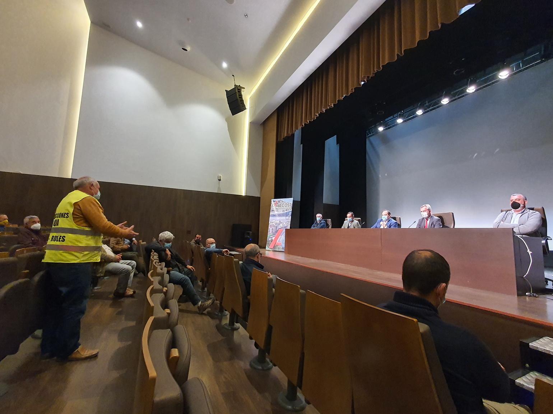 la Plataforma por las Infraestructuras dará un paso inmediato solicitando reunirse con el Gobierno Central, para que la Costa Tropical deje de ser 'la costa olvidada'