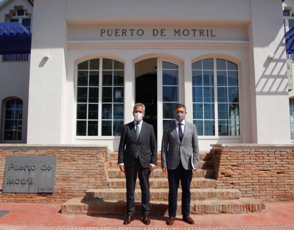 Suncruise y el Puerto de Ceuta colaborarán en la reactivación del tráfico de cruceros y turismo náutico deportivo en Motril