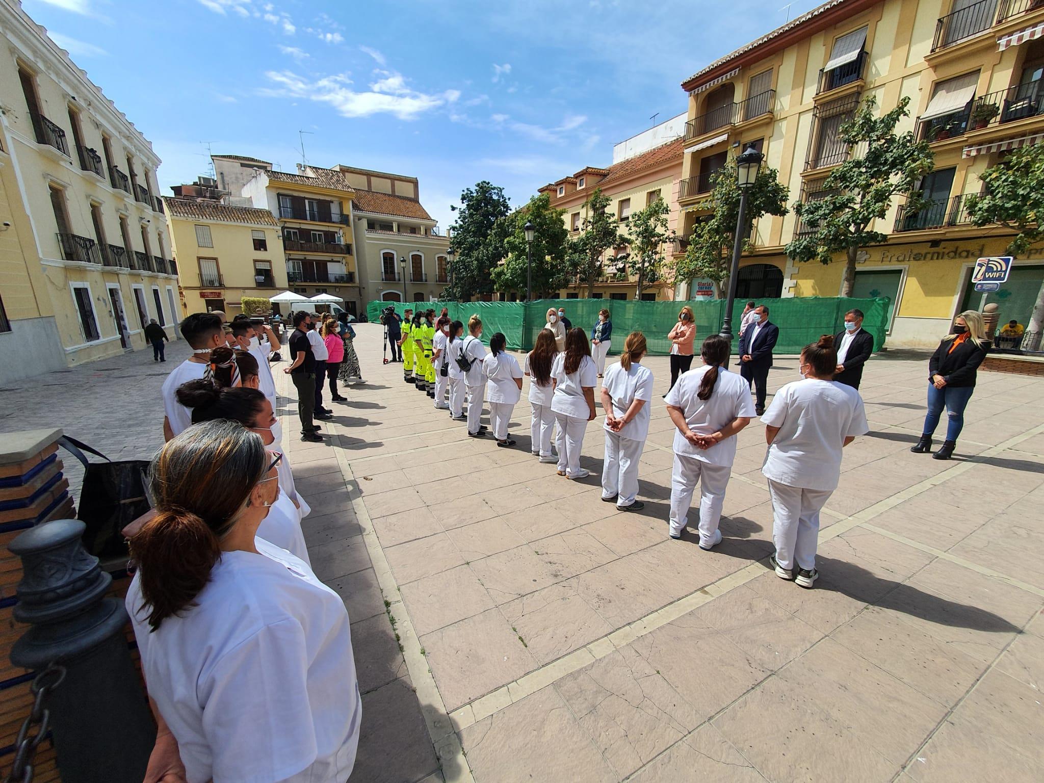 Treinta nuevos trabajadores llegan de manera temporal al Ayuntamiento de Motril a través del 'Plan Aire'