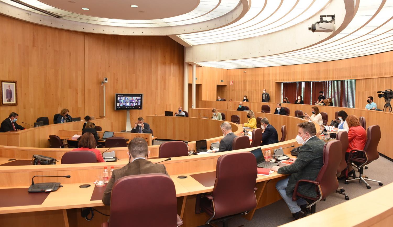 Diputación incrementa en 15 millones las inversiones extraordinarias para la provincia