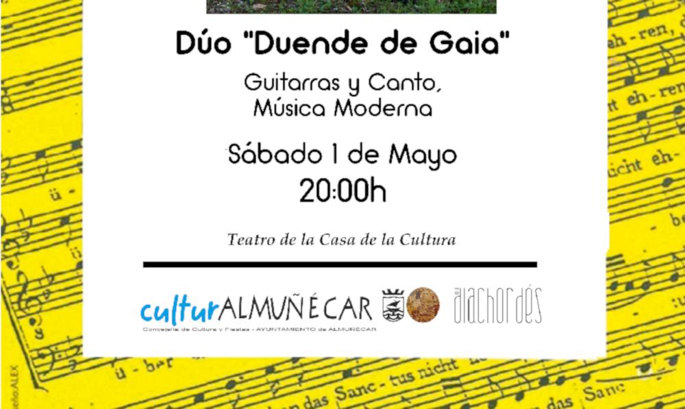 La programación cultural de mayo en Almuñécar comienza este sábado con el concierto de Juventudes Musicales