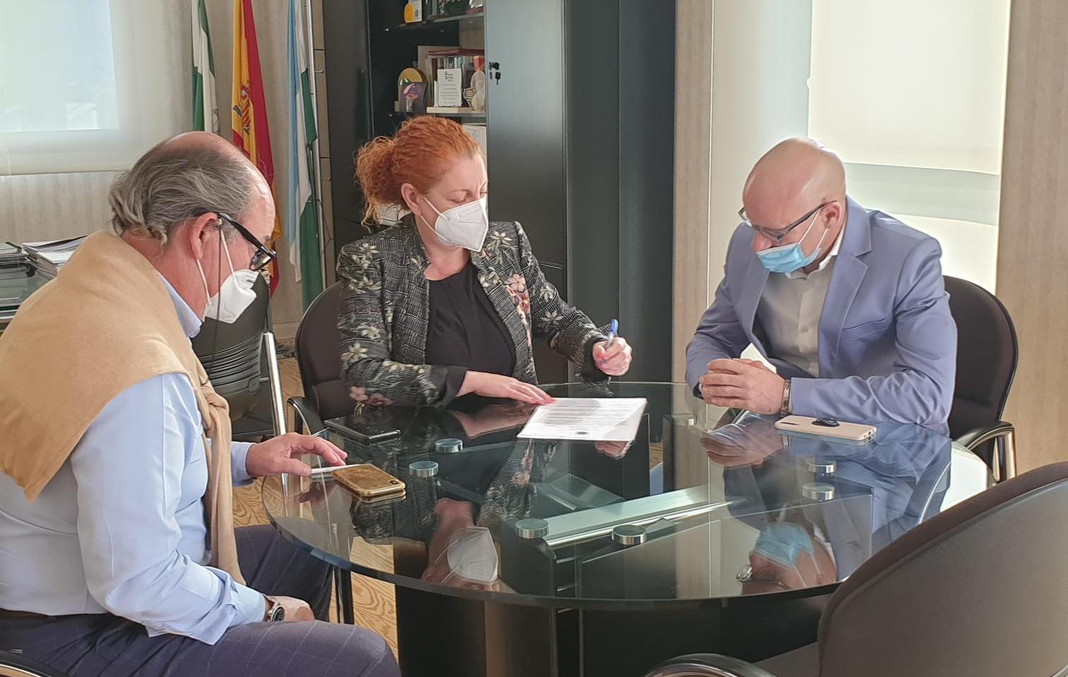 Toma posesión el nuevo Secretario Municipal del Ayuntamiento de Salobreña
