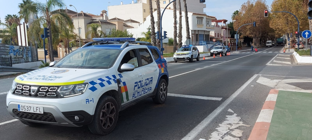 La Policía Local de Almuñécar tramita casi 800 denuncias por incumplimientos de la Ley del Covid-19 en el último año