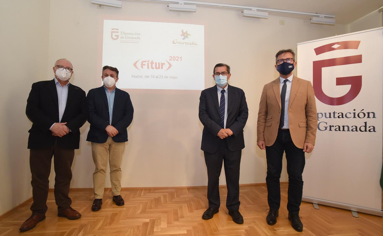 Granada asiste a Fitur 2021 con la esperanza puesta en la pronta reactivación del turismo