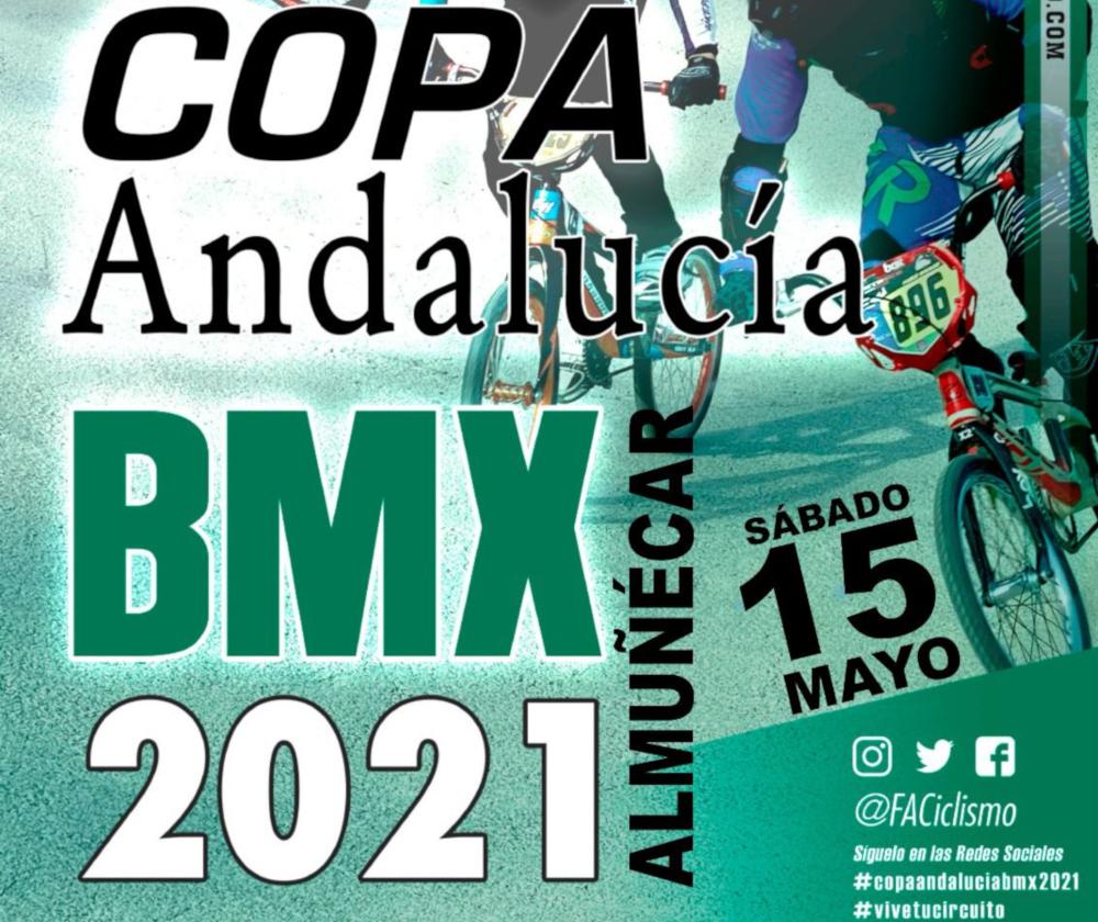 Almuñécar acoge este sábado la Copa de Andalucía de BMX