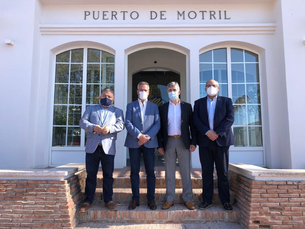 Andalucía Por Sí defiende la necesidad de que los fondos europeos de recuperación apuesten por la conexión ferroviaria con el Puerto de Motril