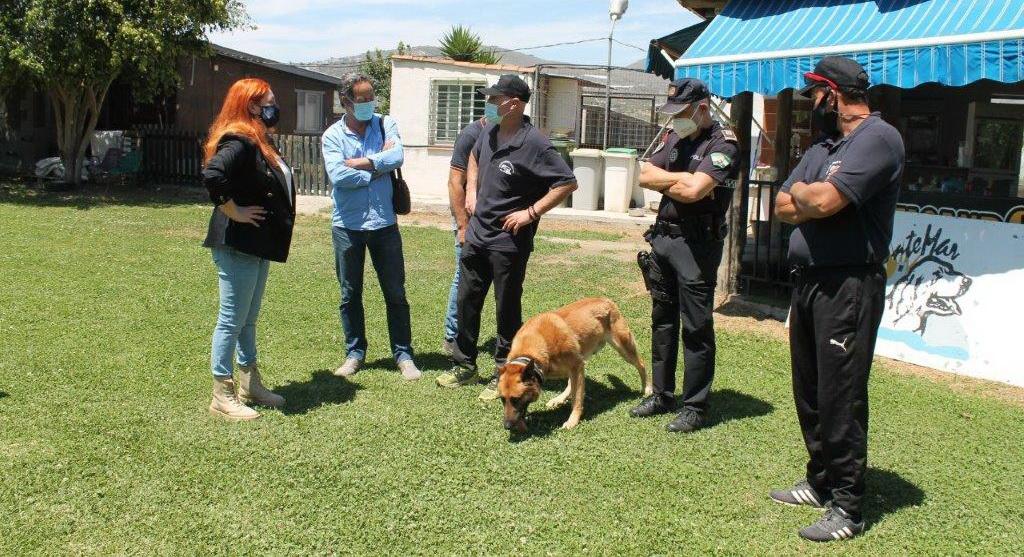 Salobreña ya cuenta con un nuevo centro Canino.