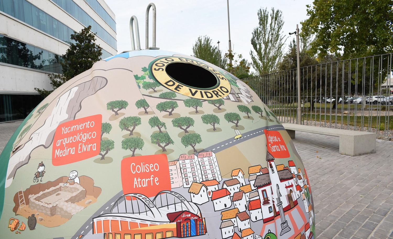 Diputación impulsa el reciclaje de envases de vidrio en más de 1.000 establecimientos hosteleros