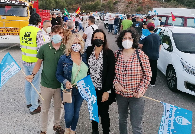 """Ciudadanos muestra su total adhesión a la campaña """"¡Ahora Rules! Tu Gota Cuenta""""."""
