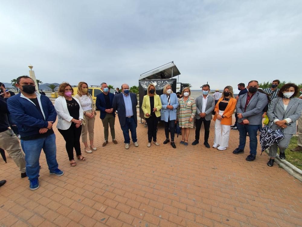 El Ayuntamiento de Motril anuncia que no se bloqueará el acceso a las playas de Poniente y El Cable