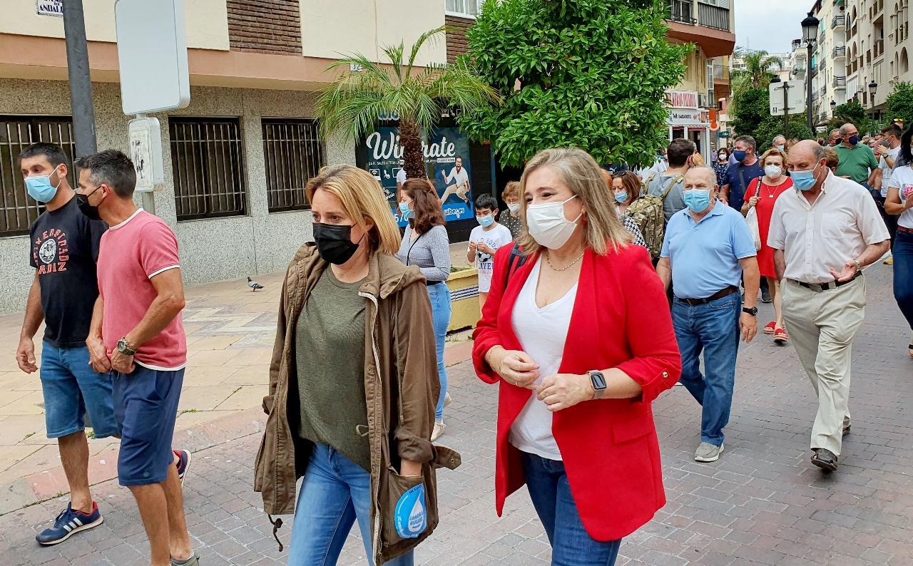 El PSOE acusa a Herrera de romper la unidad política en la reivindicación de Rules