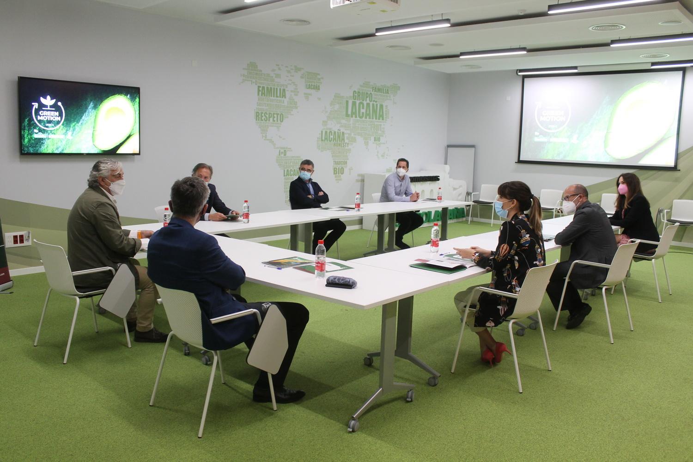 Grupo La Caña se une a la plataforma GREEN MOTION para la innovación en la producción de aguacate