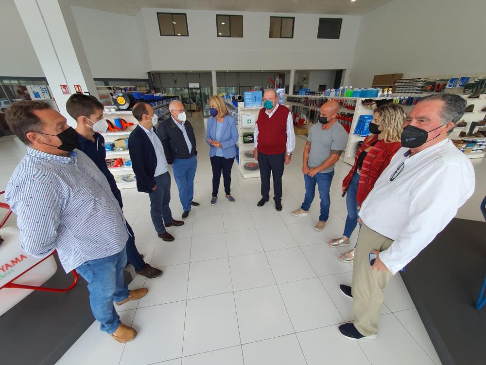La comercializadora Trops implanta en Motril su quinto centro de recolección