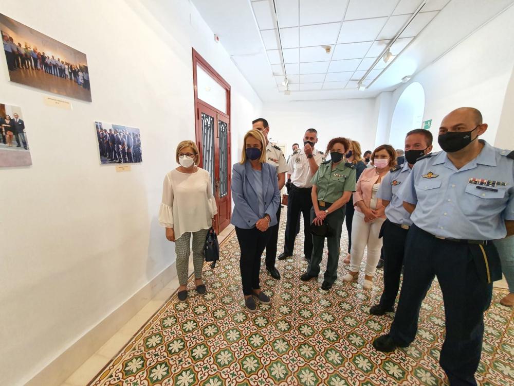 El E.V.A 9 se acerca de nuevo a los motrileños con una exposición fotográfica retrospectiva