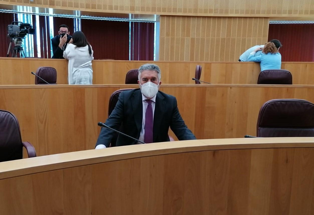 Ciudadanos convence a la Diputación para que estudie construir un nuevo polígono industrial en Albolote