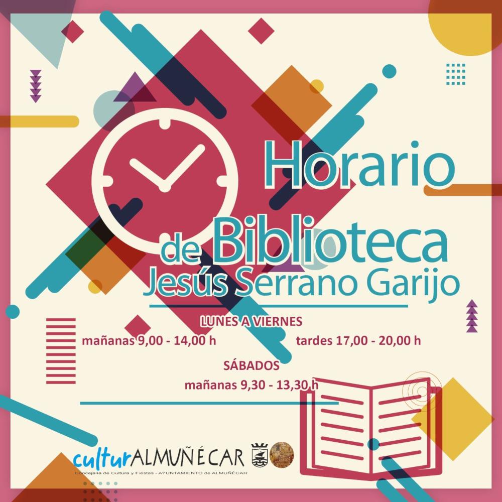 La Biblioteca Municipal de Almuñécar pone en marcha el horario de verano