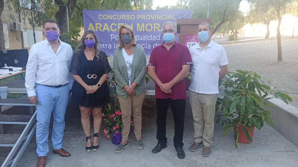 Un total de 17 centros educativos reconocidos en la VI edición del concurso 'Araceli Morales'