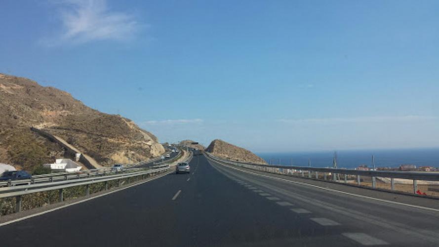 A partir de mañana se restablece el tráfico en la A-7 en ambas calzadas entre los enlaces de Carchuna-Calahonda y de Castell de Ferro