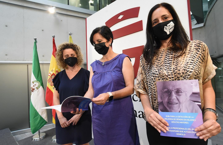 Diputación elabora una guía para detectar la violencia de género en mujeres mayores
