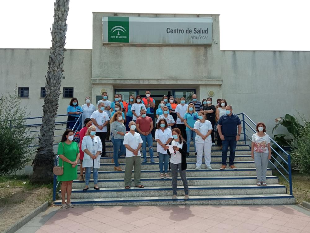 El Ayuntamiento de Almuñécar se solidariza con los sanitarios del Centro de Salud por las agresiones sufridas