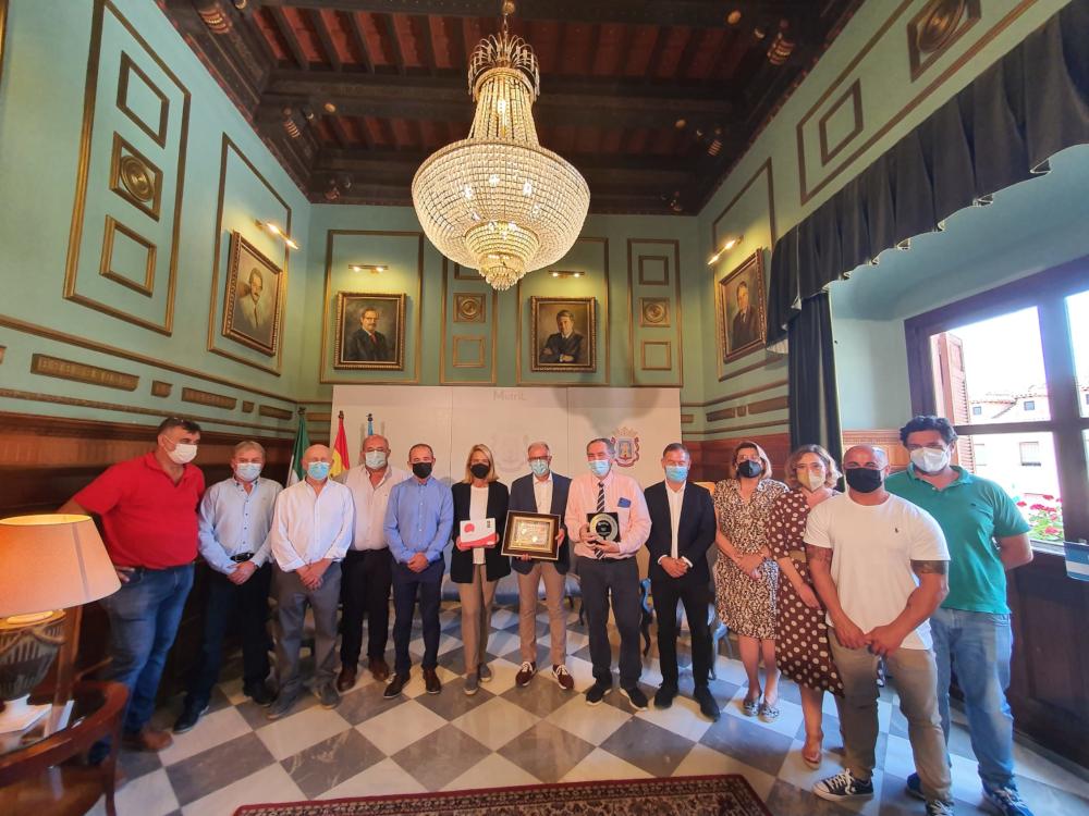 El gobierno de Motril destaca la importancia de la cooperativa La Palma